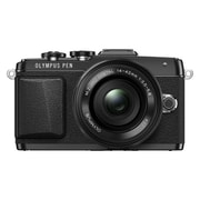 Olympus PEN E-PL7 16.1 Megapixel Mirrorless Digital Camera with Lens, Black