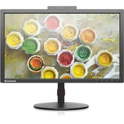 "Lenovo ThinkVision 60CBMAR6US 21.5"" LED-Backlit LCD Monitor, Raven Black"