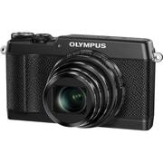 Olympus Stylus SH-2 16 Megapixel Compact Digital Camera, Black