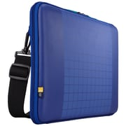 "Case Logic ® Arca Blue Polyester 13"" to 13.3"" Laptop Carrying Case (ARC113ION)"