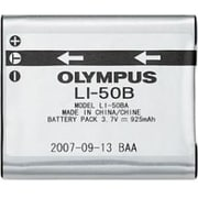 Olympus Li-Ion Rechargeable Battery for SP-720UZ, TG-630, TG-830, And XZ-10 Cameras (V620059SU000)