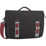Timbuk2 Black/Red Devil Polyester Small Laptop Messenger (174-2-1043)
