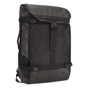 "Timbuk2 Aviator Black Coated Polyester Convertible Travel 15"" Laptop Backpack (522-4-2001)"
