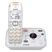 Vtech® Findingking CareLine® SN6187 Cordless Answering System with Pendant, White