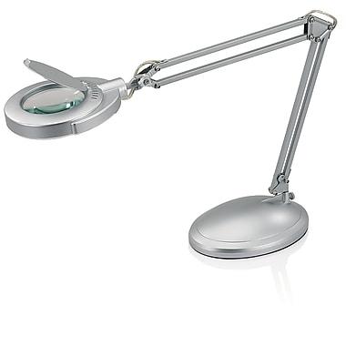 V Light Led Energy Efficient Desktop Magnifier Lamp
