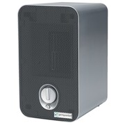 GermGuardian® AC4100 3-in-1 HEPA Air Purifier System with UV Sanitizer, and Odor Reduction, 11-Inch Table Top Tower