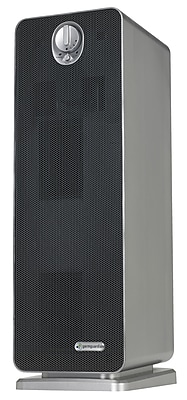 GermGuardian AC4900CA 3-in-1 True HEPA Air Purifier with UV Sanitizer and Odor Reduction, 22-Inch Tower 1932869