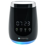 PureGuardian® SPA260 Deluxe Aromatherapy Essential Oil Diffuser with Touch Controls & Alarm Clock