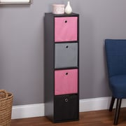 TMS 43.5'' Cube Bookcase; Pink