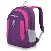 Wenger Swiss Gear Backpack; Purple/Plum