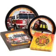 Creative Converting Fire Watch Party Table Ware Kit