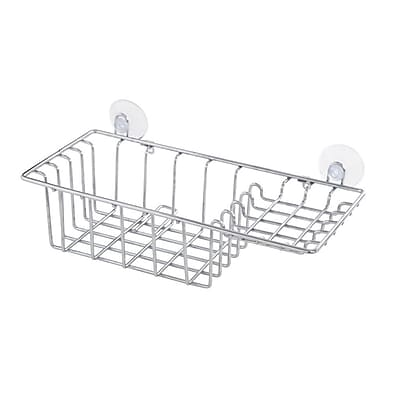 Kenney Shower Caddy and Perm/Suction Cup Basket w/ Soap Holder (Set of 12) WYF078278053678