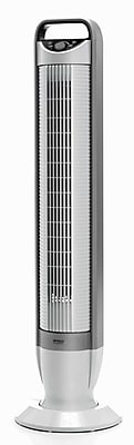 Seville Classics 40'' Oscillating Tower Fan WYF078278052850