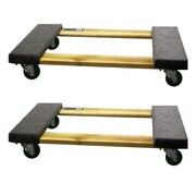 Buffalo Tools 1000 lb. Capacity Furniture Dolly (Set of 2)