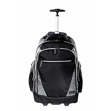 """ECO STYLE Sports Voyage Rolling Backpack for 17.3"""" Laptop"""