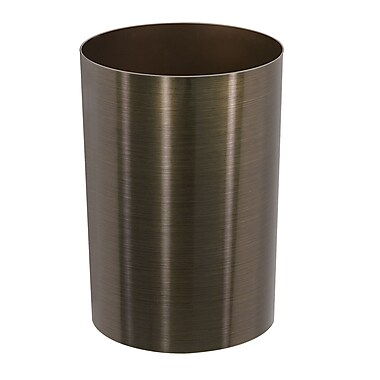 Umbra Metalla Can, Metallic Bronze