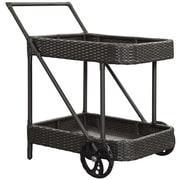 Modway Replenish Serving Cart