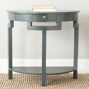 Safavieh American Home Liana Console Table; Dark Teal