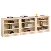 A&E Wood Designs Hampton 36'' Oversized Set Bookcase