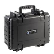 B&W Type 4000 Outdoor Empty Case; Black