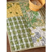 April Cornell Lemon Twist Placemats (Set of 4)