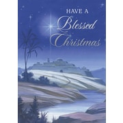 Blessed Christmas, Religious, 12/Pack