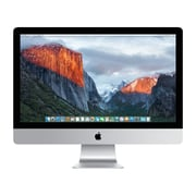 "Apple iMac 27"" with Retina 5K Display, Quad Core 3.3GHz Intel core i5, 8GB RAM, 2TB Fusion Drive, AMD R9 M395, French"