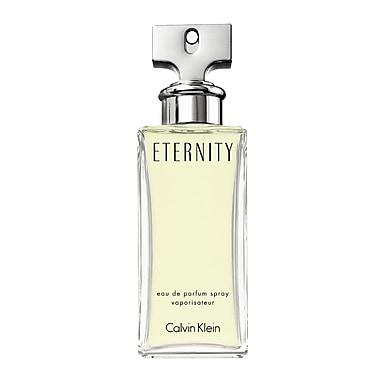 Calvin Klein – Eau de parfum Eternity pour femme, 100 ml