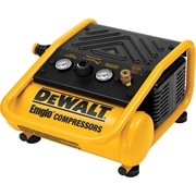 Dewalt 0.3 Continuous HP Single Tank Hand Carry Compressors, 1-Gallon