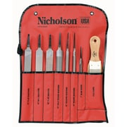 8-Piece Machinist File Set, QH790
