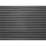 """1/8"""" Rubber Runner, Ni304, Wide Ribbed"""