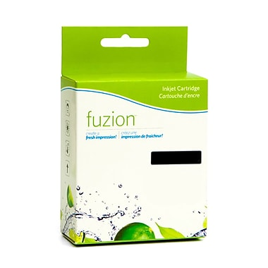 fuzion™ New Compatible Brother LC10EBK Black InkJet Cartridge, Extra High Yield