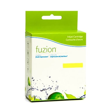 fuzion™ New Compatible Brother LC10EY Yellow InkJet Cartridge, Extra High Yield