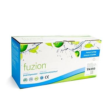 Fuzion New Compatible Brother TN350 Black Toner Cartridges Standard Yield