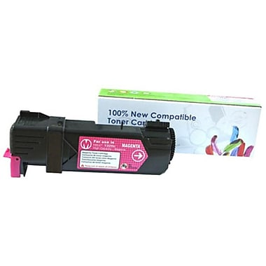 Fuzion New Compatible Dell 2150cn Magenta Toner Cartridges Standard Yield