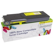 Fuzion New Compatible Dell C3760N Yellow Toner Cartridges Standard Yield
