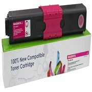 Fuzion New Compatible Okidata C310/C510 Magenta Toner Cartridges, Standard Yield (44469702)