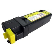 Fuzion New Compatible Xerox Phaser 6500N Yellow Toner Cartridges, Standard Yield (106R01596)
