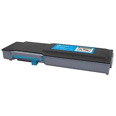Fuzion New Compatible Xerox Phaser 6600 Cyan Toner Cartridges, Standard Yield (106R02241)