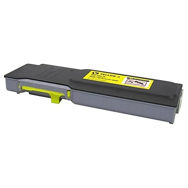 Fuzion New Compatible Xerox Phaser 6600 Yellow Toner Cartridges, Standard Yield (106R02243)