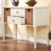 Wildon Home   Caitlyn 2 Drawer Console Table