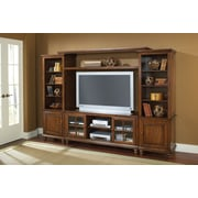 Hillsdale Grand Bay Entertainment Center; Pine