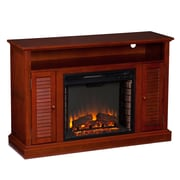 Wildon Home   Carron TV Stand with Electric Fireplace