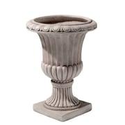 Home Loft Concepts Italian Novelty Urn Planter; Antique White