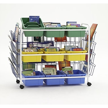 Copernicus Leveled Reading Book 36'' Browser Cart