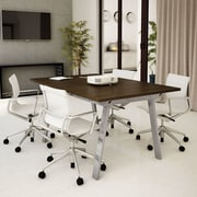 Amisco 7.52' Rectangular Conference Table; Magnetite
