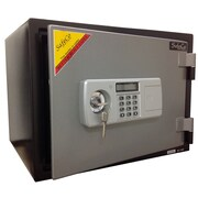 SafeCo 2 Hr Electronic Lock Home Fireproof Safe; 14.75'' H x 18.5'' W x 15'' D