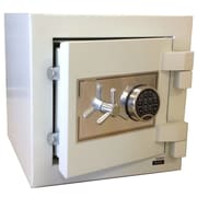 SafeCo 2 Hr Electronic Lock Commercial Fireproof/Burglary Safe; 18.75'' H x 18.75'' W x 19.75'' D