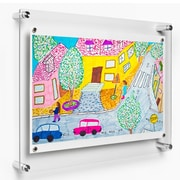 Wexel Art Rectango Floating Picure Frame