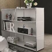 System4 System4 Elite Sideboard 46.25'' Cube Unit; White